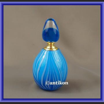 Szklana perfumetka butelka do perfum z Murano