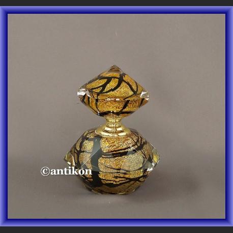 Szklana perfumetka butelka do perfum murano