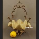 Koszyk porcelanowy fantastyczna patera na owoce