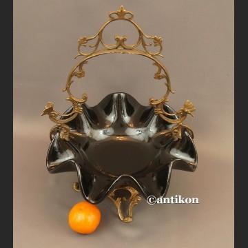 Porcelanowy koszyk fantastyczna patera na owoce