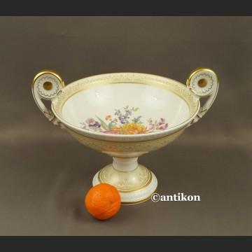 Patera porcelanowa Sanssouci biedermeier Empire
