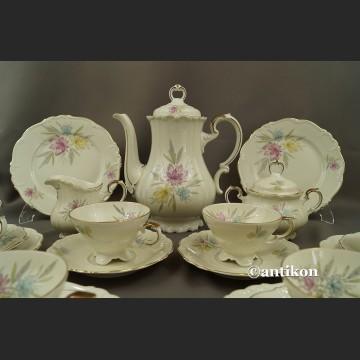 Serwis do kawy stara bawarska porcelana Edelstein