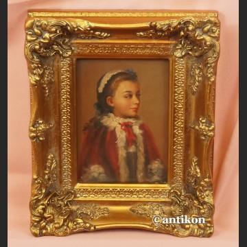 Obraz olejny portret księżniczki PORTRET