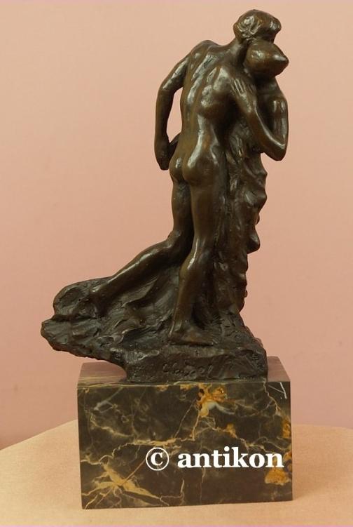 walc rzeźba claudel brąz