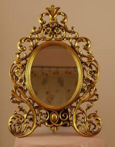 lustro ażurowe